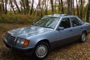 Мерседес бенц,  марка 230Е,  Кузов 124. 1990г. Легковые автомобили - Лег